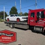 Grand Rapids Wrecker Service for Dodge Challenger