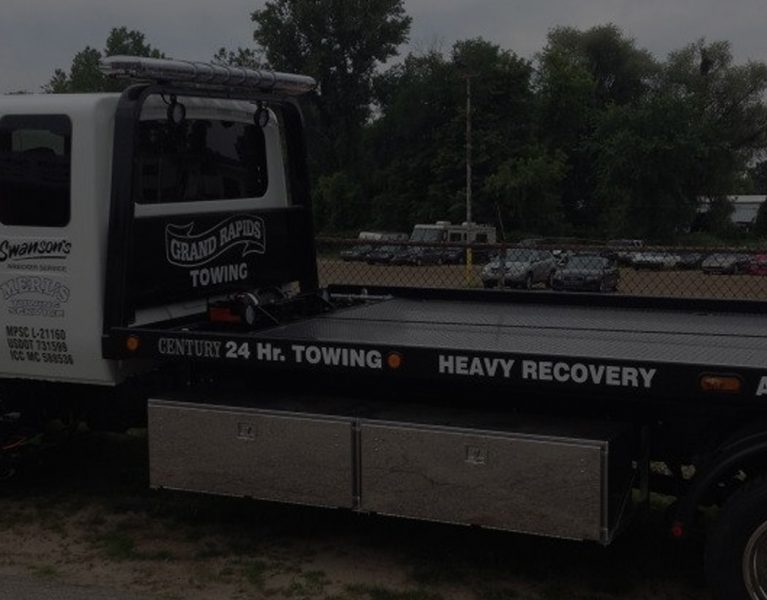 Grand Rapids Towing One Call Does It All